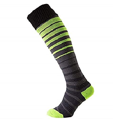 SealSkinz Waterproof Socken, Mehrfarbig, L/XL
