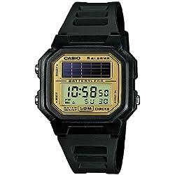 Casio Collection Herren-Armbanduhr Solar-Kollektion Digital Quarz AL-190W-9AVEF