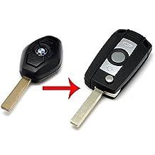 Kit de transformación de llave con mando a distancia para BMW series 3,5, 7y X3, entre otros