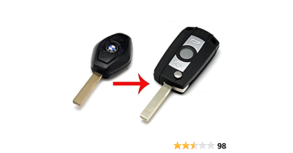 Conversion Kit For Folding Keys Bmw Series 3 5 7 X3 X5 E46 E38 E39 Etc Auto