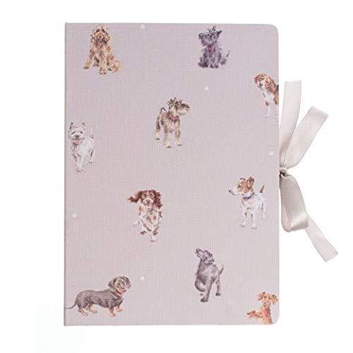 Wrendale Designs A Dogs Life Haftnotizen Buch Bleistift Schreibwaren Geschenk Idee -