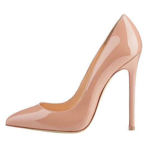 eks-womens-pointed-toe-apricot-bottom-thin-high-heel-pumps-nude-42-eu