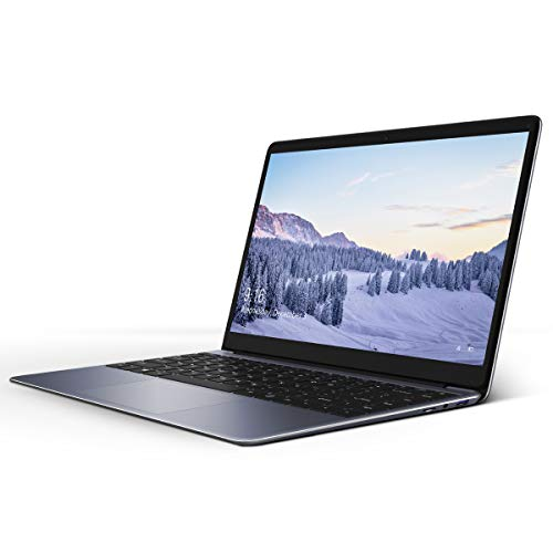 CHUWI HeroBook Ultrabook da 14,1 pollici, Intel Atom X5-E8000, Windows 10 fino a 2,0 GHz, schermo HD 1920 x 1080,, 4 RAM 64 GB ROM, M.2 slot, WiFi ,38Wh