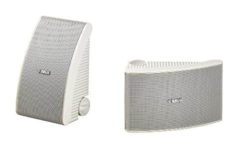 Yamaha NSAW392 120w All Weather Speakers - White