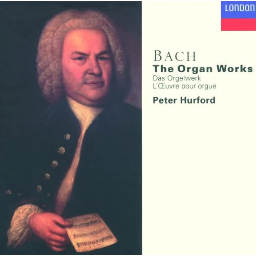 Bach, J.S.: The Organ Works (17 CDs)