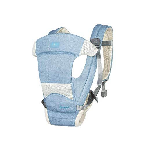 MLX Ceinture post-partum | Couverture d'allaitement | Grand porte-bébé | Cadeau parfait | Sangle bleue