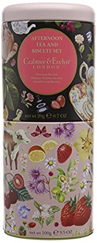Crabtree & Evelyn Afternoon Tea and Strawberry and Clotted Cream