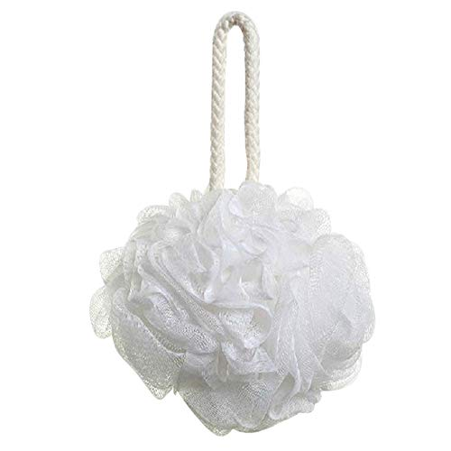 Scopri offerta per Baanuse Bath Large Shower Sponge Pouf - Bath Loofah Luffa - Great for Body Wash, Back And Body Scrubber