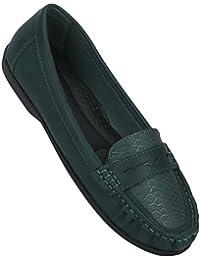 Allen Solly Footwear Womens Casual Wear Slipon Loafers