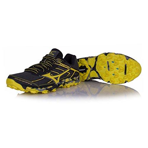 Mizuno Wave Hayate, Chaussures de Running Homme Black