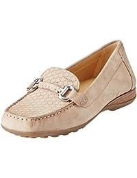56c646adc223 Amazon.fr   Geox - Mocassins   Chaussures femme   Chaussures et Sacs