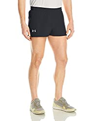 Under Armour Mens Shorts (190086898438_1289750_Small_Black)