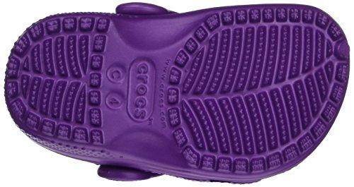 Crocs Classic Clog Kids, Sabot Unisex-bambini Viola (Amethyst)