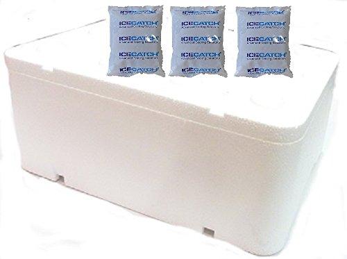 3-times-cooling-freezer-gel-ice-catch-gel-230g-styrofoam-box-thermo-box-with-lid-1294-l-400-x-300-x-