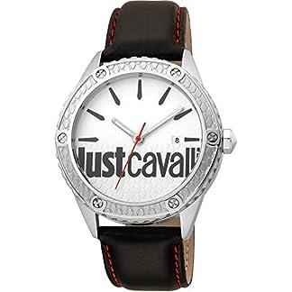 Reloj Just Cavalli Audace JC1G080L0015 – Analógico Cuarzo para Hombre en Piel