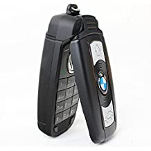 BMW X6 Luxurious Flip Phone Black (Limited edition) Unlocked Free Lighter, [Importado de UK]