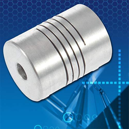 uxcell 10mm to 10mm Shaft Coupling 25mm Length 19mm Diameter