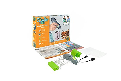 3Doodler Start Architecture Themed 3D Pen Set for Kids