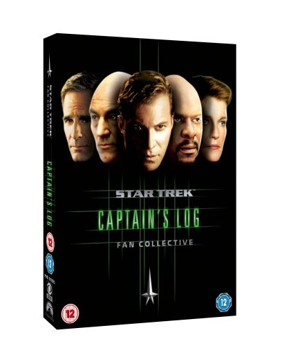 Star Trek - Captain's Log - Fan Collective