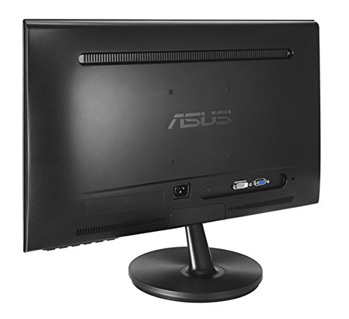 Asus VS228NE 54,6 cm (21,5 Zoll) Monitor (Full HD, VGA, DVI, 5ms Reaktionszeit) schwarz - 3