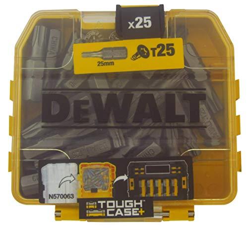 Dewalt DT7962-QZ Tic Tac-Box mit 25xT25 25mm