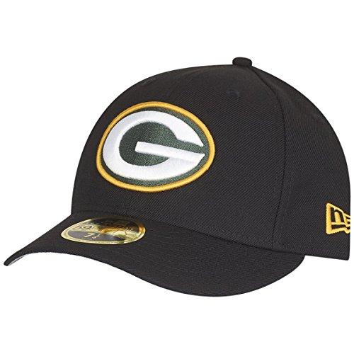 New Era 59Fifty LOW PROFILE Cap - Green Bay Packers - 7 1/8 Green Low Profile Cap
