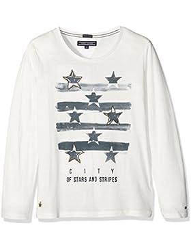 Tommy Hilfiger Mädchen T-Shirt Stars Cn Knit L/S