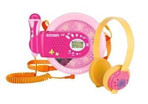 BONTEMPI-SD 9771- musique-Lecteur CD portable avec micro