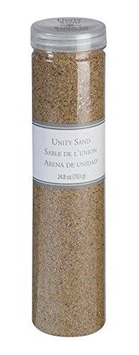 Lillian Rose Einheit Sand, Aqua, 24oz-p, Textil, Natur, 15 x 12 x 12 cm