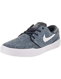 more photos 336ee e421a Nike SB Stefan Janoski Hyperfeel, Sandales Compensées Homme - Bleu…