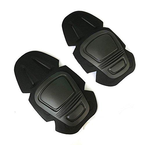 WorldShopping4U Protective Knieschützer Set taktischer Kampf Typhon SWAT G2 G3-Hosen-Hose DE