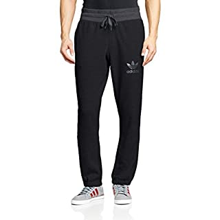 adidas SPO Tracksuit Bottoms Medium, Black