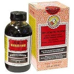 Nin Jiom Pei Pa Koa - Sore Throat Syrup - 100% Natural (Honey Loquat Flavored) (10 Fl. Oz. - 300 Ml.) Persönlichen Gesundheitswesen Gesundheit