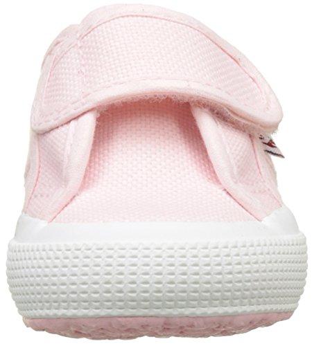 Superga Unisex-Kinder 2750-Bvel Flach Rosa (Pink)