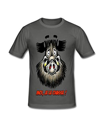 t-shirt chasseur