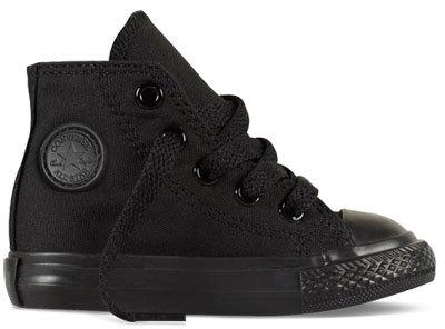 Chuck Hi Black All 7s121 Star SP Converse Taylor Shoes Infants Black d6vqgwXW