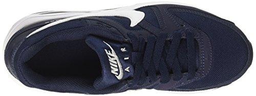Nike Air Max Command Flex Gs, Sneakers basses garçon Bleu (Obsidian/White-Black)