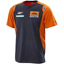 Original KTM Réplica Team té – Camiseta para Hombre ...