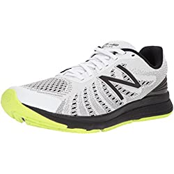 New Balance Fuel Core Rush V3, Zapatillas de Running para Hombre, Blanco (White), 44 EU