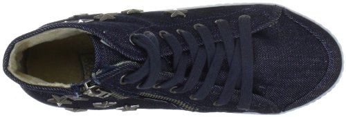 Colors of California HCFSK06K, Baskets mode fille bleu (marine)