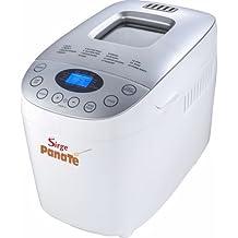 Sirge Panificadora – 850 W, 15 programas -Completamente automática máquina del PAN baguette y