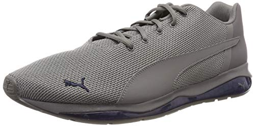 Puma Cell Ultimate Point, Herren Laufschuhe, Grau (Charcoal Gray-Peacoat), 46 EU (11 UK)