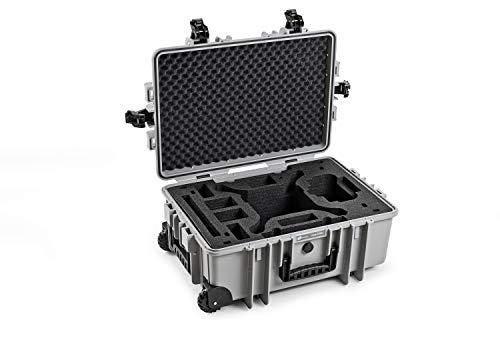 "B&W outdoor.cases Typ 6700 mit DJI Phantom 4 Inlay ""Koffer für DJI Phantom 4 , Pro , Pro+ , Pro V2.0 , Advanced , Obsidian, RTK"" - Das Original"