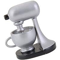 1/12 Máquina de Café Miniatura Accesorio Decorativo para Casa de Muñecas