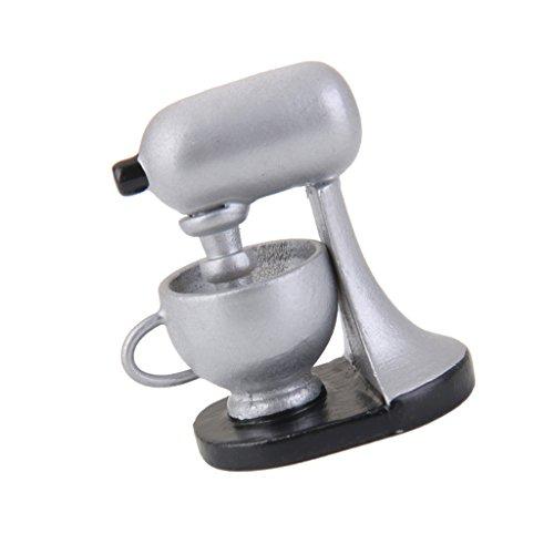 1:12 Puppen Haus Miniatur Kaffeemaschine Kaffee Maschine Zubehör Neu (Kaffee-haus-sammlung)