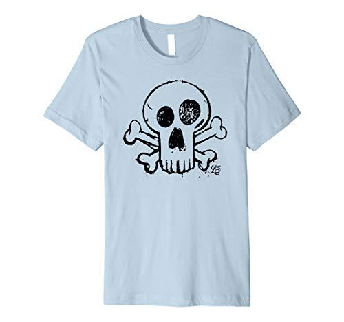 nkopf, Pirat, Piraten, Comic Skull ()