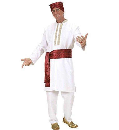 Widmann Aptafêtes-Kostüm Bollywood-Tänzer