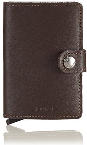 Secrid Wallets Miniwallet Original 10 cm dark brown