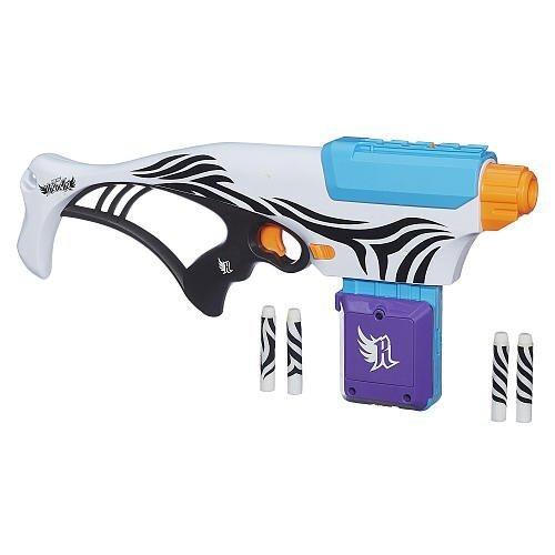 Preisvergleich Produktbild NERF Rebelle Rapid Glow Blaster by Hasbro