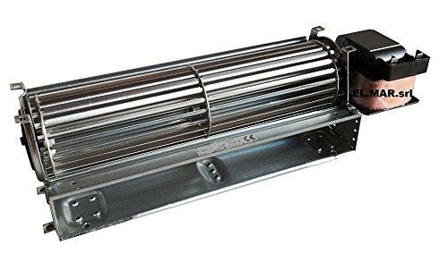 Ventilatore Tangenziale 330 mm Motore Destro 33 cm usato  Spedito ovunque in Italia